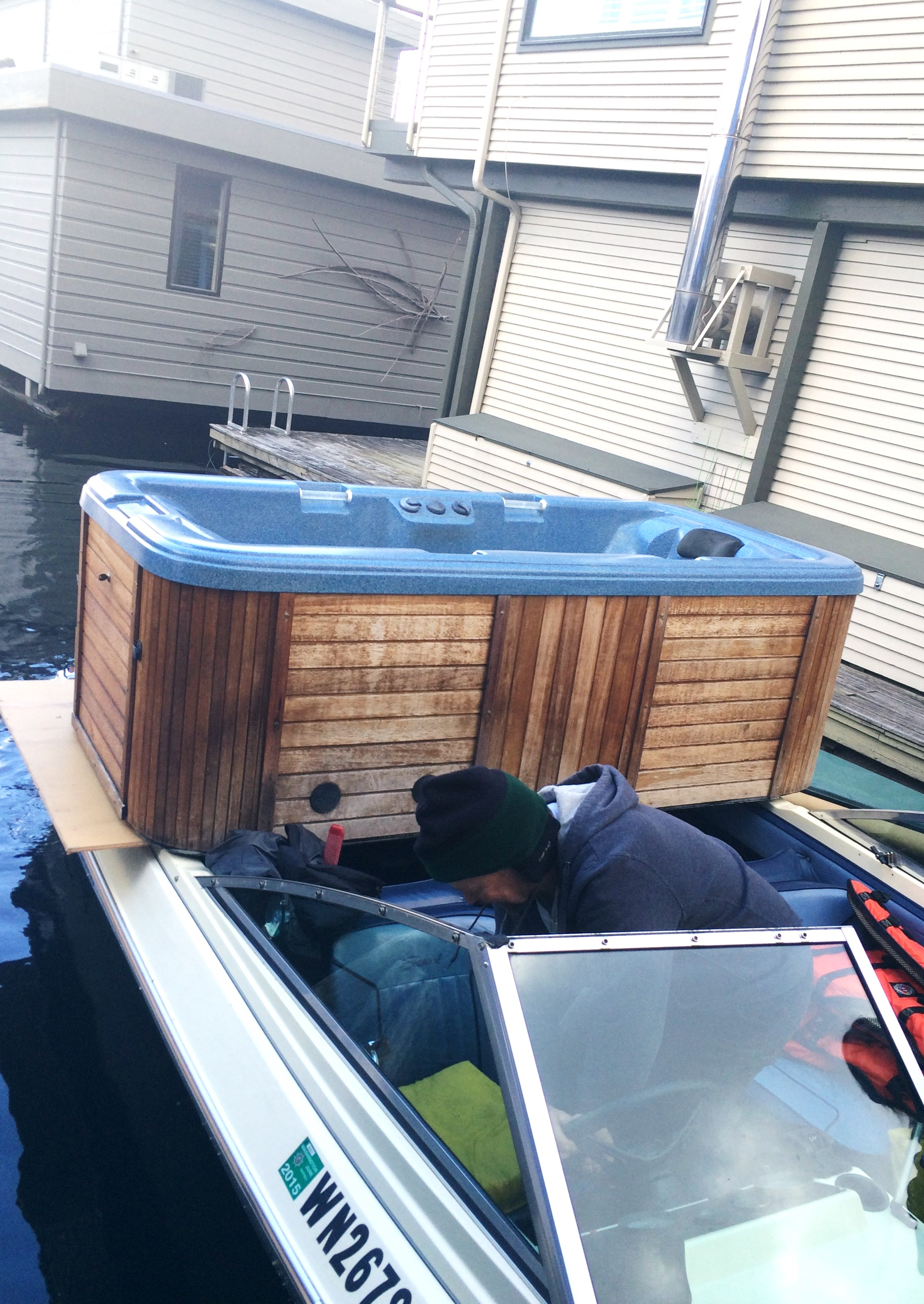 photo galleries seattle floating homes